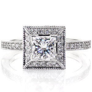Our Amante Ring is ring #2 from Our Top Ten Most Beautiful Ring List 