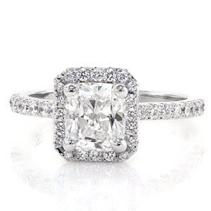 This Beautiful Ring holds the number seven spot from Our Top Ten List of Most Beautiful Rings.