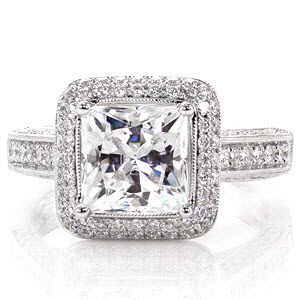 This Beautiful Ring holds the number six spot from Our Top Ten List of Most Beautiful Rings