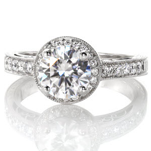 Our Valencia design is ring #4 from Our Top Ten Most Beautiful Ring List