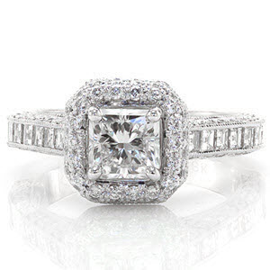 Our Passion design is ring #3 from Our Top Ten Most Beautiful Ring List
