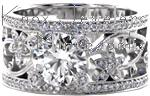 Design 2297 - Antique Engagement Rings - Belladonna, Knox Signature Rings