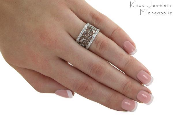 Catalina Wedding Bands Knox Jewelers