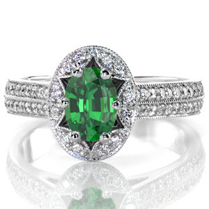 Tsavorite-Design-2469 Gemstones