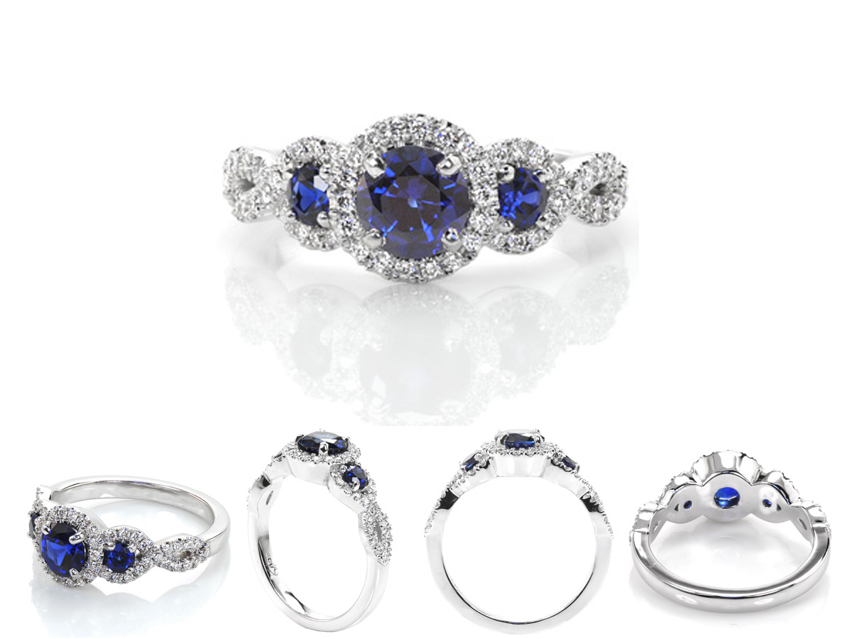 Spotlight-January Ring Spotlight Unique Engagement Rings