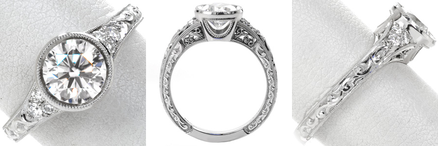 Spotlight-July-1 Unique Engagement Rings