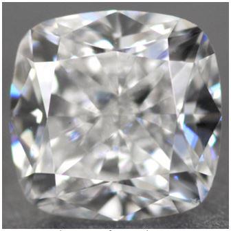 1.01 Carat Cushion Cut Diamond