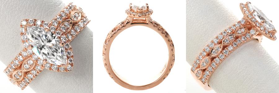 2 Unique Engagement Rings