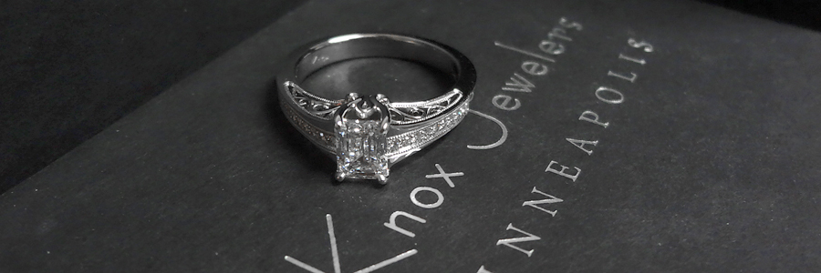 5 Ring Spotlight Unique Engagement Rings
