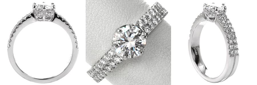 2 Unique Engagement Rings