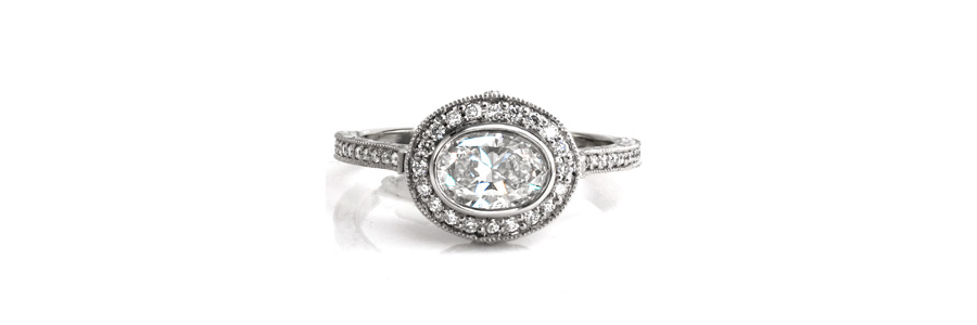 1-1 Unique Engagement Rings