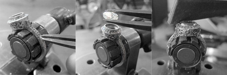 4-1 Unique Engagement Rings