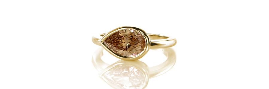 Diamond-Ring Unique Engagement Rings