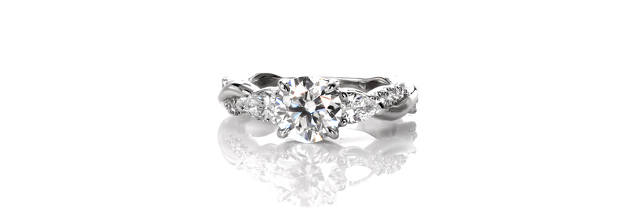 1-2 Unique Engagement Rings