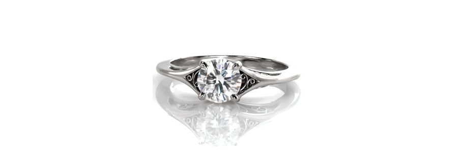 1 Unique Engagement Rings