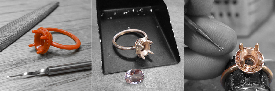 3 Unique Engagement Rings