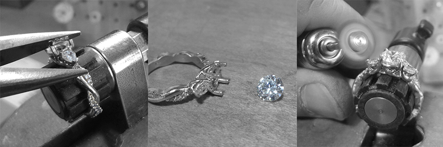 4-2 Unique Engagement Rings