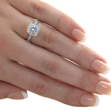 Finger Sizing for Custom Engagement Rings
