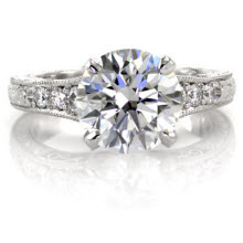 Custom Engagement Ring Warranties