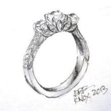 Design Your Own Ring - Custom Engagement Rings