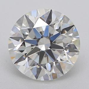 Round 0.62 carat K VVS1 Photo