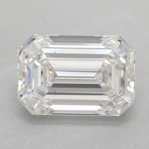 Emerald 0.73 carat G SI1 Photo