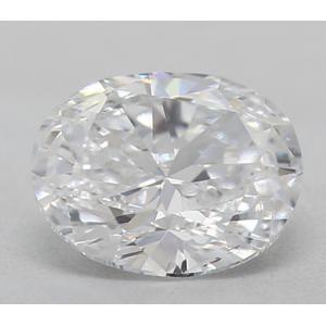 Oval 0.37 carat E SI1 Photo