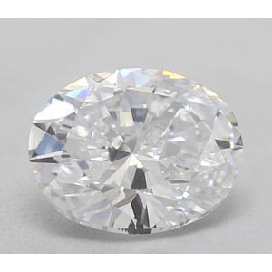 Oval 0.32 carat D VS1 Photo