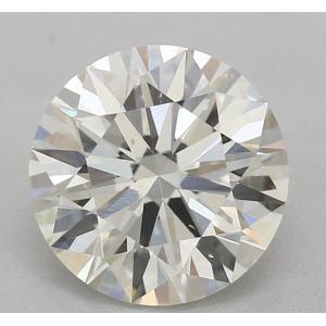 Round 1.52 carat L VS2 Photo