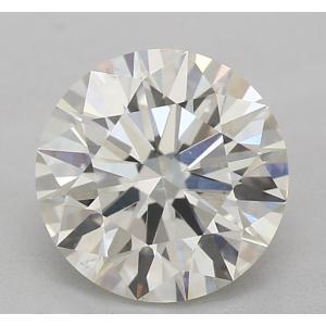 Round 1.55 carat L VS1 Photo