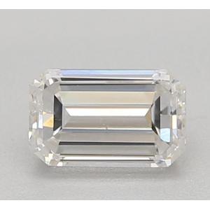 Emerald 0.41 carat G SI1 Photo