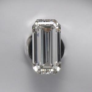 Emerald 0.43 carat H VS1 Photo
