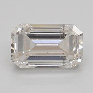 Emerald 0.52 carat J SI1 Photo