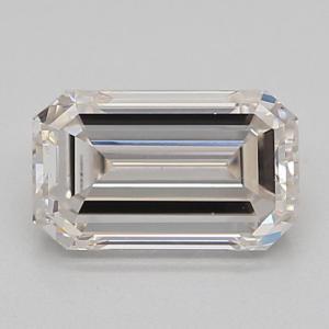 Emerald 0.54 carat I VS1 Photo