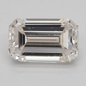 Emerald 0.55 carat I VVS2 Photo