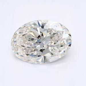 Oval 1.50 carat G SI1 Photo