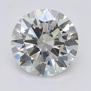 Round 1.74 carat H VS2 Photo