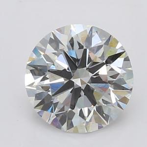 Round 1.66 carat G SI1 Photo