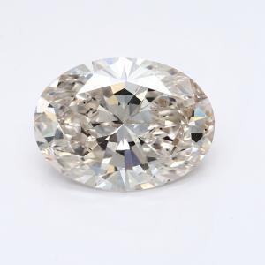Oval 2.04 carat I SI1 Photo