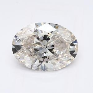 Oval 1.09 carat H SI2 Photo