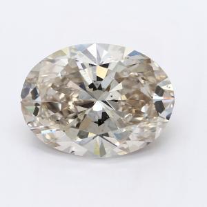 Oval 2.01 carat J SI1 Photo