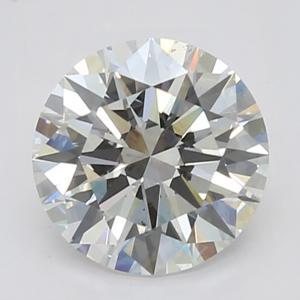 Round 1.66 carat G VS2 Photo