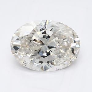 Oval 1.56 carat H SI1 Photo