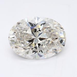 Oval 1.57 carat H SI1 Photo