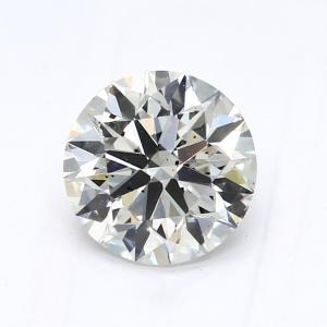 Round 0.75 carat I SI1 Photo