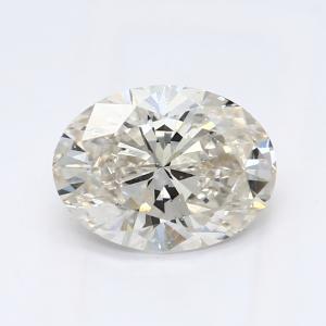 Oval 0.77 carat I SI1 Photo