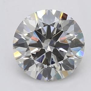 Round 1.71 carat I SI1 Photo
