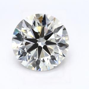 Round 3.00 carat I VS2 Photo