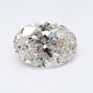 Oval 1.56 carat I SI1 Photo