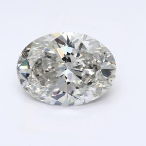 Oval 2.02 carat I SI1 Photo
